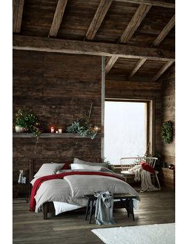 Manta De Punto Con Textura by H&M