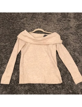 Nwt Abercrombie Off The Shoulder Sweater   Nwt by Abercrombie & Fitch
