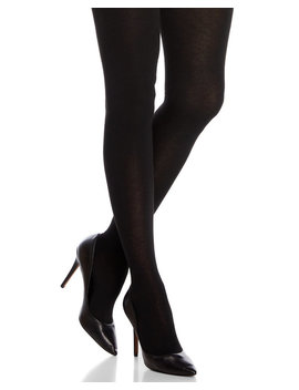 Opaque Sweater Tights by Hue