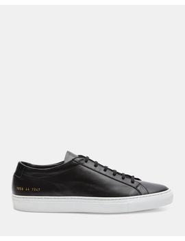Common Projects Achilles Low Top Sneakers by Theory