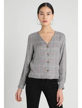 Perry Pow Shape   Blus by New Look