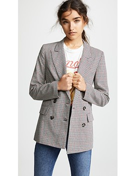 Finn Double Breasted Blazer by Wayf