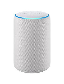 Amazon Echo Plus 2nd Generation With Alexa   English   Sandstone by Amazon