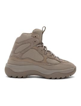 Grey Desert Boot by Yeezy