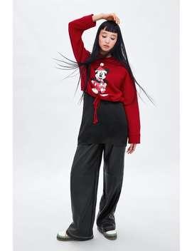 Disney Mickey Mouse® Sweatshirt  New Intrf by Zara