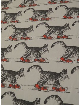 Vintage Kliban Cat Full Sized Flat And Fitted Sheets by Etsy
