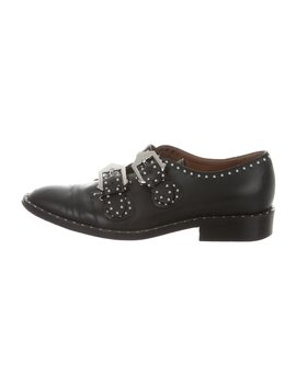 2018 Stud Embellished Oxfords by Givenchy