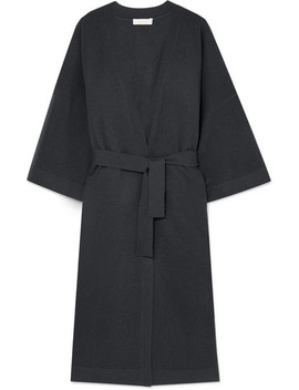 Intimist Wool And Cashmere Blend Robe by Eres