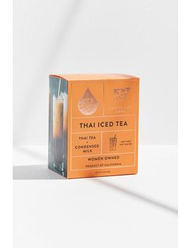 Tea Drops Thai Iced Tea Kit by Tea Drops