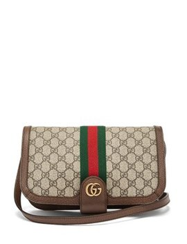 Ophodia Gg Supreme Shouder Bag by Gucci