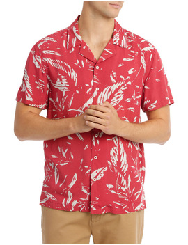 Shiraz Short Sleeve Shirt by Kenji