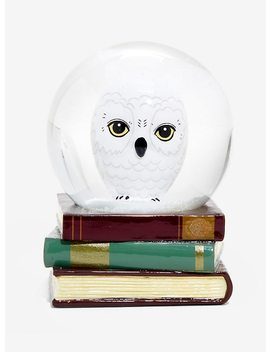 Harry Potter Hedwig Water Globe by Hot Topic