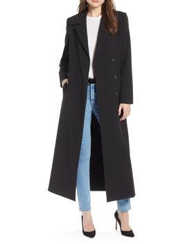 Long Feminine Coat by Something Navy