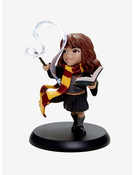 Harry Potter Hermione First Spell Q Fig Collectible Figure by Hot Topic