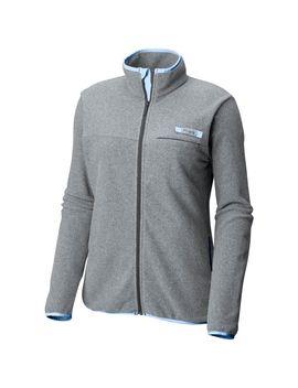Women's Pfg Harborside™ Full Zip Fleece by Columbia Sportswear