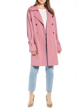 Easy Oversize Trench by Something Navy
