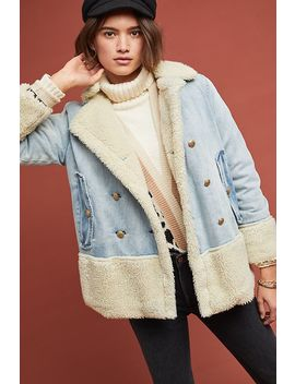 Mc Guire Campo Sherpa Coat by Mc Guire