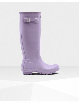 "<Span Itemprop=""Name"">Women's Original Tall Rain Boots</Span>:                     <Span>Thundercloud</Span> by Hunter"
