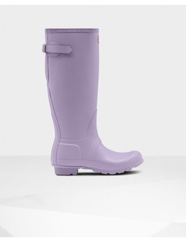 "<Span Itemprop=""Name"">Women's Original Back Adjustable Rain Boots</Span>:                     <Span>Thundercloud</Span> by Hunter"