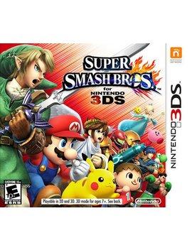 Nintendo 3 Ds by Super Smash Bros.