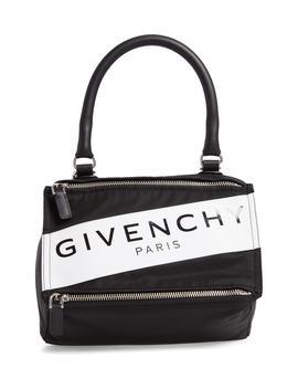 Small Pandora Logo Shoulder Bag by Givenchy