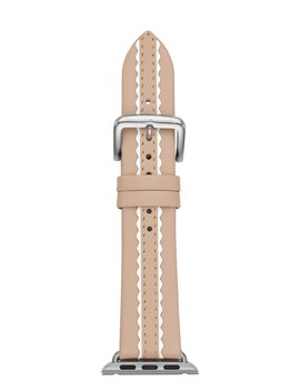 Vachetta Leather 42/44mm Apple Watch® Strap by Kate Spade