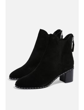 Molly Mid Ankle Boots by Topshop