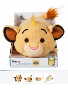 "The Lion King Simba Musical Tsum Tsum Plush 7"" Circle Of Life by Simba"