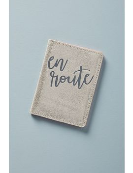 En Route Passport Holder by Anthropologie