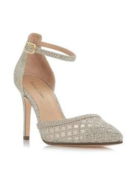 Dolli Sparkle Mesh High Heel Shoes by Roland Cartier