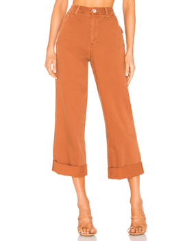 On My Mind Wide Leg Pant by Free People