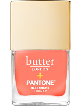 Online Only Pantone Color Of The Year 2019 Patent Shine 10 X Nail Lacquer by Butter London