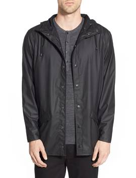 Lightweight Hooded Rain Jacket by Rains