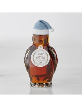 Williams Sonoma Penguin Syrup by Williams   Sonoma