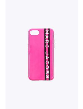 Logo I Phone 8 Case by Marc Jacobs