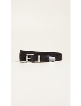 3 Piece Clean Western Belt by Madewell