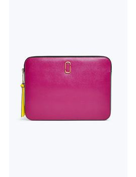 "Snapshot 13"" Laptop Sleeve by Marc Jacobs"