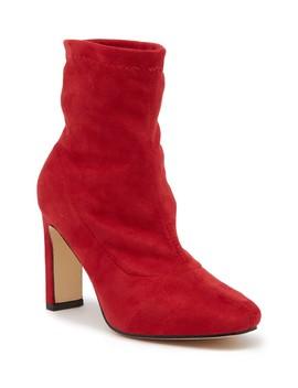 Partie Block Heel Bootie by Catherine Catherine Malandrino