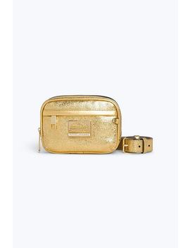 Leather Sport Belt Bag by Marc Jacobs