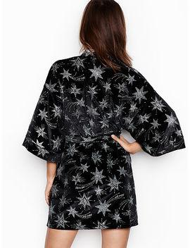 Velvet Star Kimono by Victoria's Secret