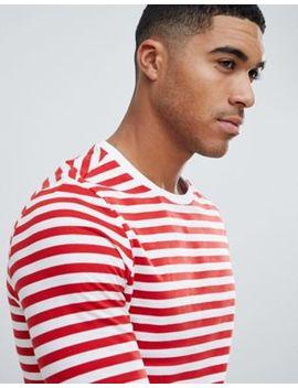 asos-design-long-sleeve-stripe-t-shirt by asos-design
