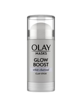 Olay Glow Boost White Charcoal Clay Face Mask Stick 1.7 Oz. by Olay