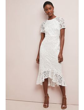 Shoshanna Edgecombe Lace Dress by Shoshanna