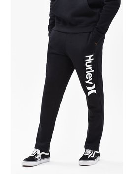 Hurley Surf Check Only & Only Track Pants by Pacsun