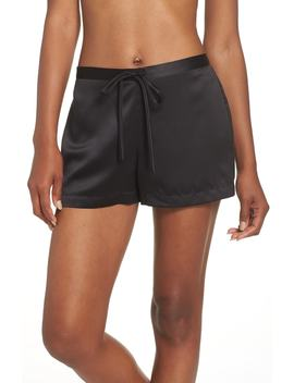 Satin Elements Pajama Shorts by Natori