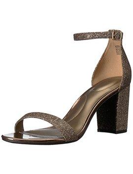Bandolino Women's Armory Heeled Sandal by Bandolino