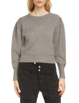 Kelaya Puff Sleeve Sweater by Isabel Marant Étoile
