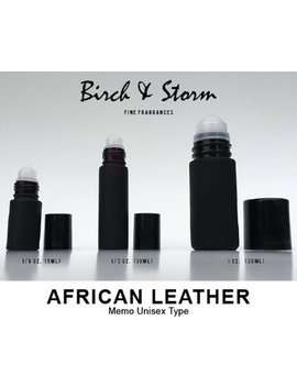 African Leather By Memo Unisex Type   100 Percents Pure Perfume Fragrance Body Oil Roll On   Uncut   No Alcohol by Etsy