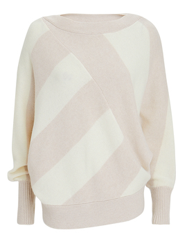 Bixby Stripe Sweater by Brochu Walker