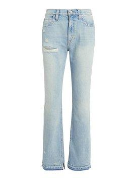 Rider Split Hem Jeans by Slvrlake